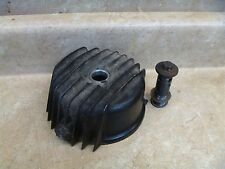 Yamaha 750 XS STANDARD XS750-2D Used Engine Oil Filter Cover 1977 YB88