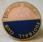 DULWICH HAMLET Vintage Badge Maker PAWLINSORG'N H'field Brooch pin 26mm x 26mm