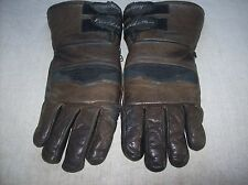 HARLEY-DAVIDSON GUANTI PELLE LEATHER GLOVES MEDIUM