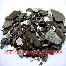 100g grams 3.52 oz High Purity 99.7% Electrolytic Manganese Mn Metal Sheet Plate