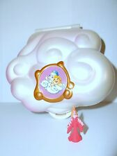 VINTAGE Polly Pocket DISNEY 1996 HERCULES RARO compatto e figura Originale