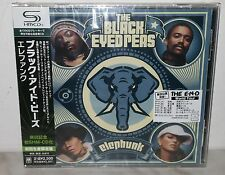 SHM-CD  THE BLACK EYED PEAS - ELEPHUNK - JAPAN - UICY 91497 - NUOVO NEW