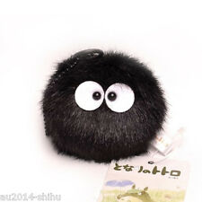 Official Studio Ghibli My Neighbor Totoro -Viberate Soot (Kurosuke) dust bunnies