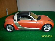 1/18 Bburago Smart Roadster Parts or Repair