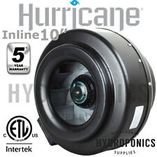 "Hurricane Inline Fan 8"" - 745 CFM In-line In line Blower Duct Fan 8 Inch"