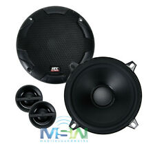 "*NEW* MTX AUDIO TERMINATOR52 5-1/4"" 2-Way COMPONENT SPEAKER SYSTEM TERMINATOR-52"