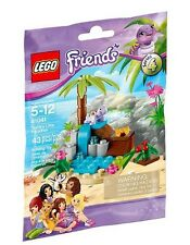 LEGO 41041 - FRIENDS Turtle's Little Paradise - SERIES 4