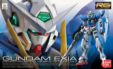 RG 1/144 GN-001 Gundam Exia from Mobile Suit Gundam 00 Plastic Model Kit Bandai