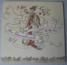 """THE DECEMBERISTS - Billy Liar 7"""" 3-Track LIMITED VINYL"""