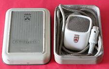 Vintage German Dynamic Microphone GRUNDIG GDM 12