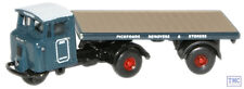 NMH007 Oxford Diecast 1:148 Scale N Gauge Pickfords Flatbed Trailer