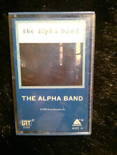 ~USED~ The Alpha Band  Cassette Tape
