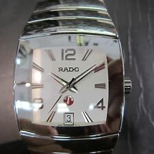 RADO SINTRA MEN'S WATCH  AUTOMATIC ALL CERAMIC SAPPHIRE SWISS R13598102