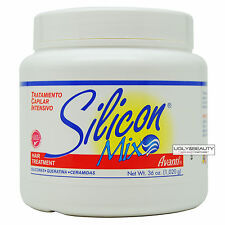 Silicon Mix Hair Treatment 36 oz / 1,020 g Tratamiento Capilar Intensivo Avanti
