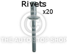 Rivets Multi-Grip 6,4 X 17MM Citroen DS3/DS4/DS5/Nemo etc 20PK 11529ci