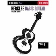 Berklee Basic Guitar: Phase 1. Partitions pour Guitare by