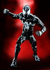 Marvel Legends Sandman Series Black Symbiote Spider-man Action Figure Wow New