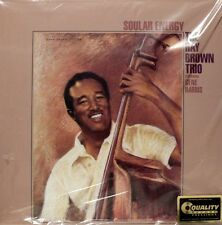 "*ANALOGUE PRODUCTIONS - APJ-268-45 - RAY BROWN - ""SOULAR ENERGY"" - 2LP - 45rpm*"
