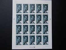 "(2) FULL SHEET ""MALCOLM X"" COLLECTIBLE STAMPS (UNUSED)"