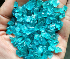 60g 200pc or so Blue Apatite Crystal Stone Natural Rough Mineral Specimen