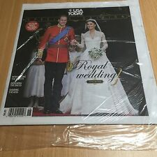 USA TODAY Royal Wedding William and Kate NEW MINT CONDITION April 29, 2011