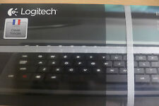 Logitech Illuminated Living-Room K830 Clavier Noir