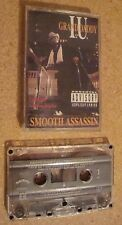 GRAND DADDY I.U. SMOOTH ASSASSIN COLD CHILLIN' RECORDS HIP HOP RAP CASSETTE TAPE