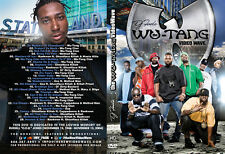 The Best of the Wu-Tang [Video Mix & Mixtape] CD & DVD [Double Disc]