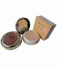 AVON EXCLUSIVE TWO WAY CAKE TRANSLUCENT POWDER CREATE A NATURAL -8831