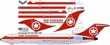 Air Canada Boeing 727-200 decals for Minicraft 1/144 kit