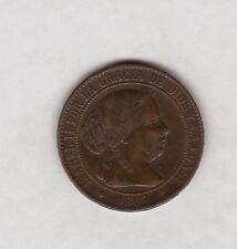 1868 moneda de España 2 y 1/2 CENTIMOS