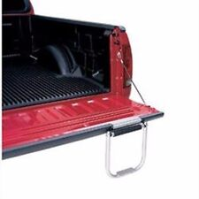 Truck Step 2 Step Tailgate Mount 400 Lbs Capacity Silver Aluminum TS3000-01