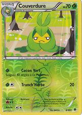 Couverdure Reverse-Noir&Blanc:Pouvoirs Emergents-6/98-Carte Pokemon Neuv France