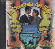 La Rondalla Tapatia La Serenata Del Siglo  CD  New Sealed