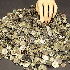 1/4 pound (100+ grams) MIXED - Tribal BUTTONS BellyDance OLD Authentic ATS Kuchi