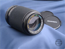 4822 - Pentax K Mount Chinon Auto MC 75-200mm f4-4.8 Fast Aperture