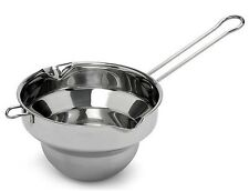 Norpro 644 Stainless Steel Universal Double Boiler 3-qt.
