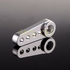 HSP Aluminum Steering Servo Arm 17T Upgrade Parts For RC Model Car SILVER