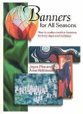Banners for All Seasons: How to Make Creative Banners for Holy Days an-ExLibrary