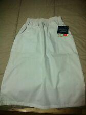 White Skirt Nursing Uniform