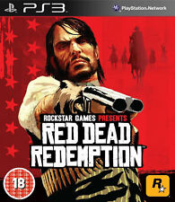 Red Dead Redemption  ~ PS3 (in Great Condition)