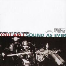 YOU AM I Sound As Ever CD Berlin Chair BRAND NEW