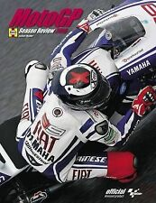 MOTOGP OFFICIAL SEASON REVIEW BOOK 2010 HARDBACK  ROSSI LORENZO PEDROSA