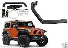 Air Ram Intake System Snorkel Kit For 2007-2016 Jeep Wrangler New Free Shipping