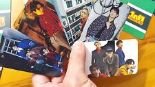 SHINEE PHOTO CARD #12 - 1 of 1 - The 5th Album TEASER B - ALL OF 10 - lucifer -
