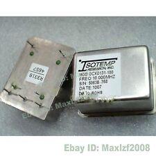 OCXO Double Oven Ultra Precision For ISOTEMP OCXO131-100 10.000MHZ 10MHZ 5V