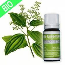 Bois de rose BIO 10 ml Huile essentielle  certifiée be-bio-01 antistress orl
