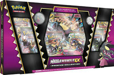 POKEMON CARDS: MEGA MAWILE EX PREMIUM COLLECTION BOX: BOOSTER PACKS + PROMOS