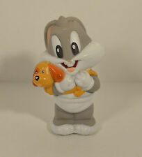 """1996 Baby Bugs Bunny 3.25"""" PVC Action Figure Looney Tunes Toons"""