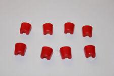 Playmobil Armmanschetten groß Rot  8 Stück